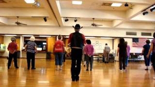 Coming Back A Country Song  Line Dance  Walkthrough