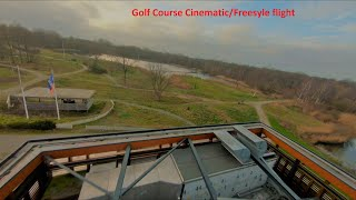 FPV Golf Course Cinematic/Freestyle
