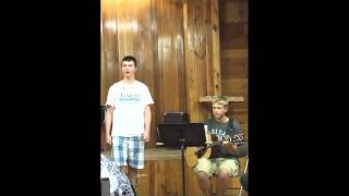 Lord Have Mercy On A Country Boy (Cover)