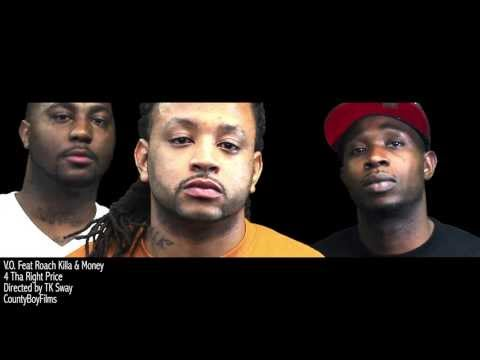 """4 Tha Right Price"" V.O. feat Roach Killa & Money (Official Video)"