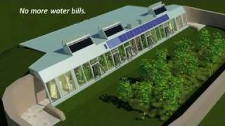 Earthship Global Model Radically Sustainable Buildings Video