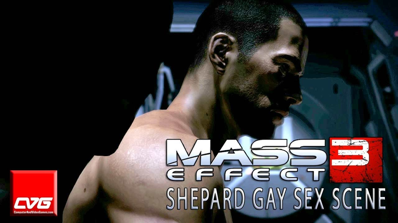 YouTube Users Are Mostly Hating Mass Effect 3's Gay Male Sex Scene