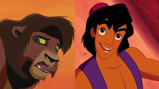 Aladdin - The Lion King (One Jump Ahead) Live Action 2019