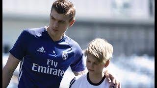 """Знаменитый игрок """"Реал Мадрид"""" приглашает принять участие в тренировках"""