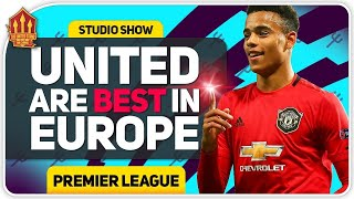 United BEST In Europe! Flex & Goldbridge Premier League Show