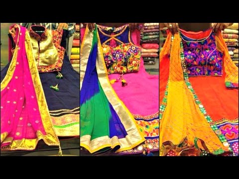 15 Vibrant Chaniya Choli Designs From Gujarat Mp3