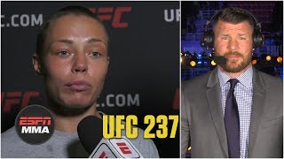 Rose Namajunas: Before UFC 237, I thought this could be my last fight | ESPN MMA