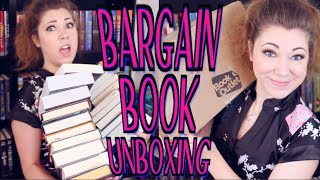 Book haul unboxing january 2018 zarriahrose most popular videos bargain book unboxing haul fandeluxe Image collections