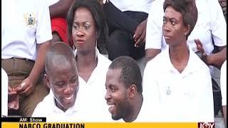 President Akufo-Addo's Speech At NABCO Graduation - AM Show on JoyNews (17-10-18)