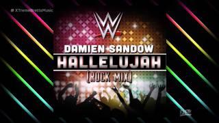 WWE: 'Hallelujah' (Rock Mix) [iTunes Release] by CFO$ ► Damien Sandow NEW Theme Song