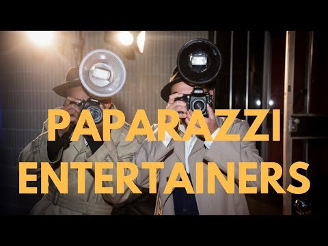 Paparazzi Entertainers  Video