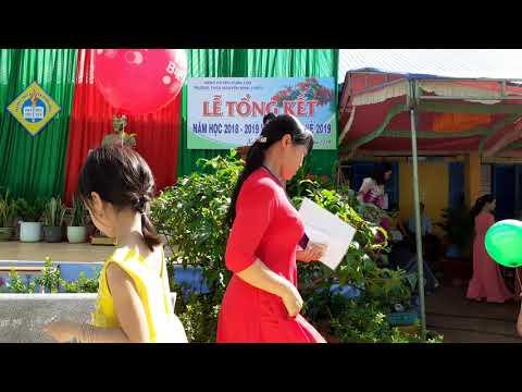 Lễ tổng kết NH 2018 - 2019 trường THCS Nguyễn Đình Chiểu