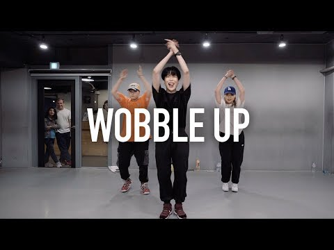 Wobble Up - Chris Brown Ft. Nicki Minaj, G-Eazy / Hyojin Choi Choreography