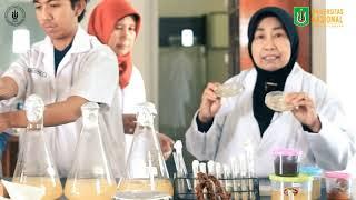 Universitas Nasional – Fakultas Biologi adakan Penelitain Spon Laut kepulauan seribu