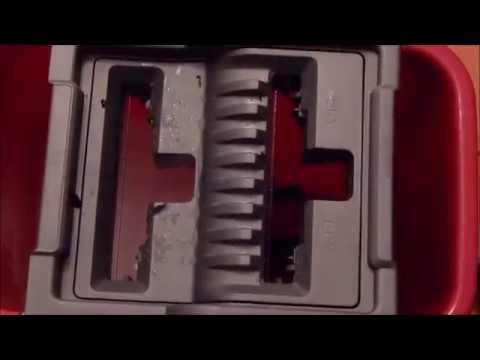 Wischmop Set von GreenBlue GB850 MaxiClean Flach-Mopp
