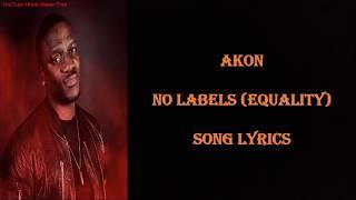 AKON-NO LABELS video song lyrics