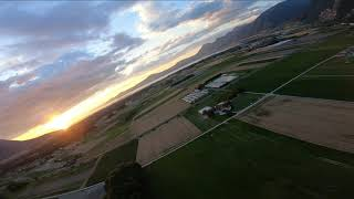 FPV Golden Hour Freestyle