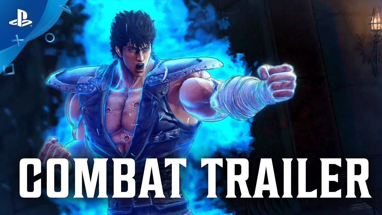 Fist of the North Star: Lost Paradise, Out October 2 on PS4