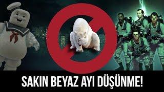 Sakın beyaz bir ayı düşünme!