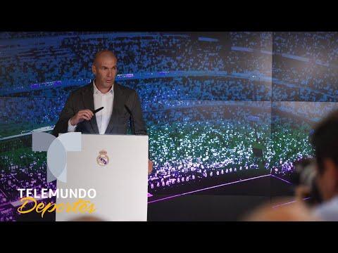 Zinedine Zidane y las segundas partes con el Real Madrid | Telemundo Deportes