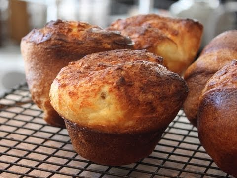 Popovers – Food Wishes
