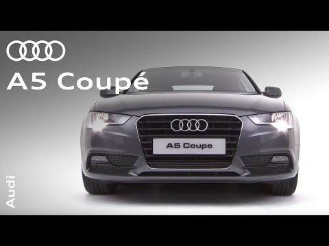 The Audi A5 Coupé Video