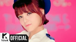 [MV] AOA _ Short Hair(단발머리)