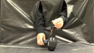 Hair Dryer Vortex