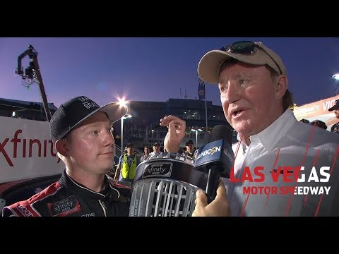 Richard Childress: Tyler Reddick reminds me of Cale Yarborough | NASCAR Xfinity Series at Las Vegas