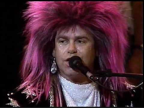 Elton John - I'm Still Standing (Live in Sydney with Melbourne Symphony Orchestra 1986) HD