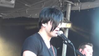 BLACK CITY PLAY INDOCHINE - LES TZARS (FESTHUYVAL 2015)