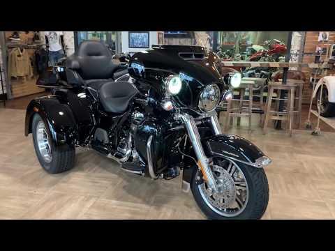 Trike Tri Glide Ultra, Harley-Davidson, 2020
