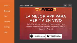 TV Pato Live TV In Spanish (Android Devices)