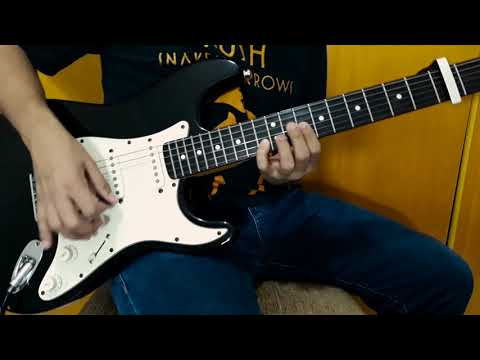 Rival Sons - Feral Roots - Guitar Cover - Watchmaker Fs