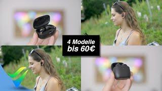 Bis 60€: Die besten In-Ear Bluetooth Kopfhörer 2020! | Venix