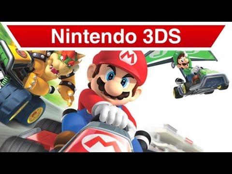 Nintendo Mario Kart 7 (3DS, DE)