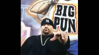 Big Pun - Classic Verses Medley: Drop it heavy and Fantastic 4 with Lyrics