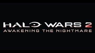 halo wars 2- Awakeing the nightmare (nová epická cutscena z nové kampaně) CZ