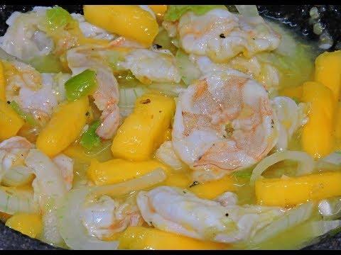 Aguachile Mango Cero Grasa Recetasdeluzma Cocina