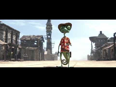 Rango (2011) Tamil Animation Comedy Fight 720p