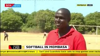 Softball in Mombasa | Sport with Potential for growth in Kenya