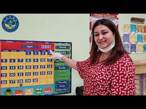 Montessori Online Class - Sample Video for Preschool to ... - YouTube