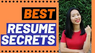 Resume strategies | Best resume secrets hiring managers will never disclose