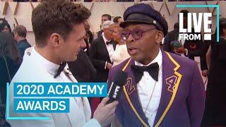 See Spike Lee's Kobe Bryant-Inspired Oscars Tux   E! Red Carpet & Award Shows