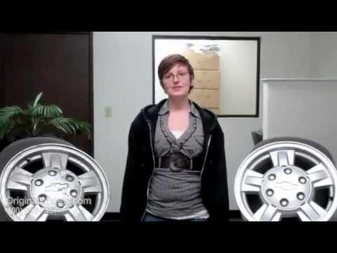 Monte Carlo Rims & Monte Carlo Wheels - Video of Chevrolet Factory, Original, OEM, stock used rim
