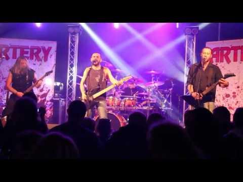 Artery - Vylemtal (Live Bylany 9.12.2017)