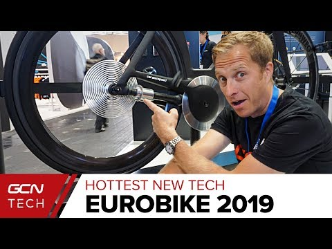 Hottest New Tech From Eurobike 2019!
