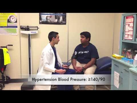 Las causas de la presión sanguínea baja en niños