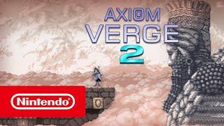 Nintendo Axiom Verge 2 - Trailer  anuncio