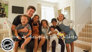 HOW WE DISCIPLINE OUR CHILDREN || LIVE EXAMPLE WITH OUR TODDLER